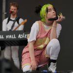Billie Eilish at Austin City Limits 2019, photo by Amy Price