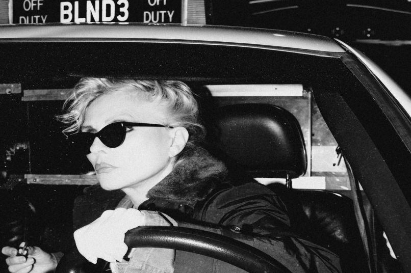Debbie Harry, photo by William Kaner