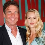 26 year old student engaged Dennis Quaid and Laura Savoie