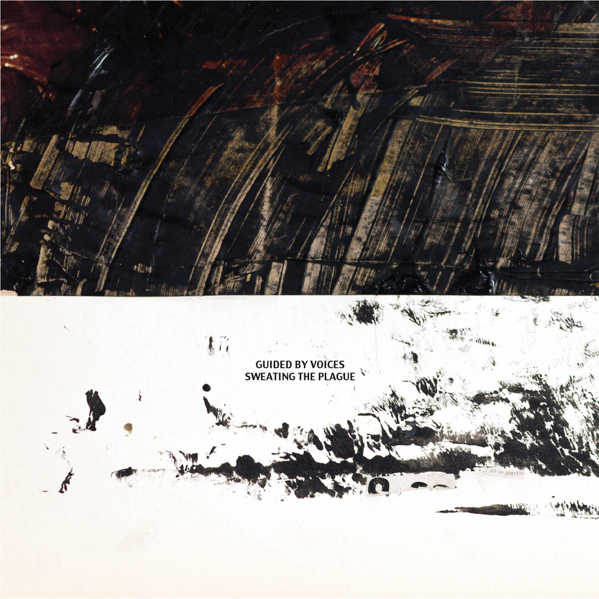 Guided by Voices Sweating the Plague track by track album artwork stream cover