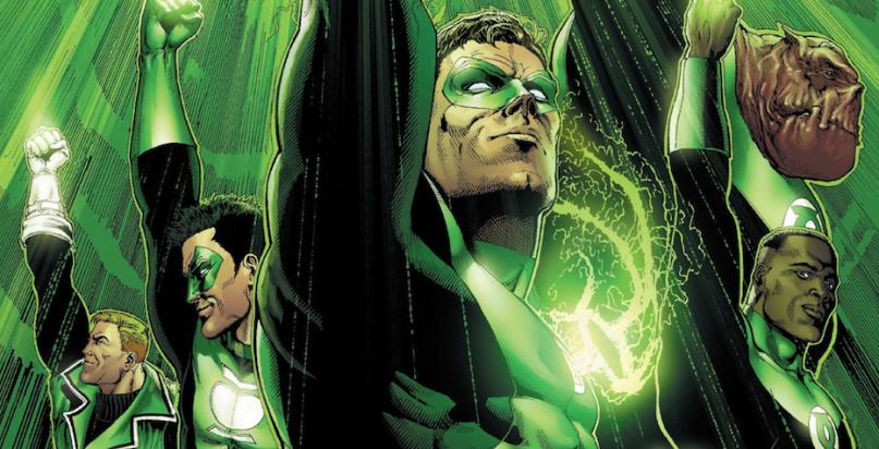 HBO Max Green Lantern Strange Adventures Greg Berlanti