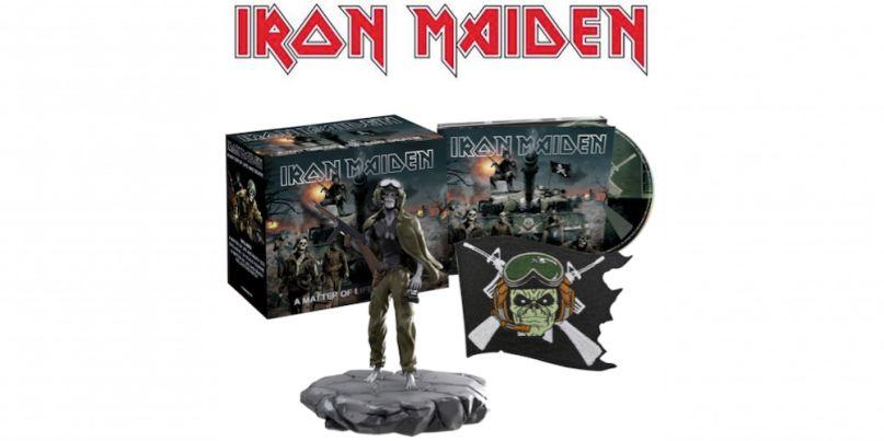 Iron Maiden Studio Collection 4th batch