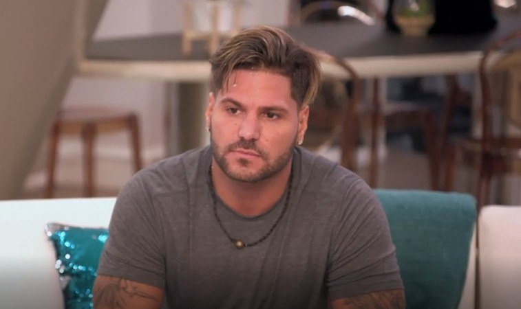 Jersey Shore star Ronnie Ortiz-Magro kidnapping