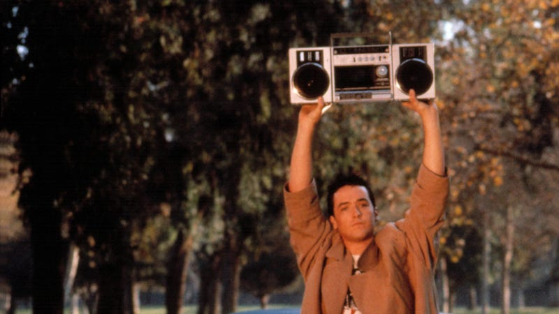 John Cusack in Say Anything