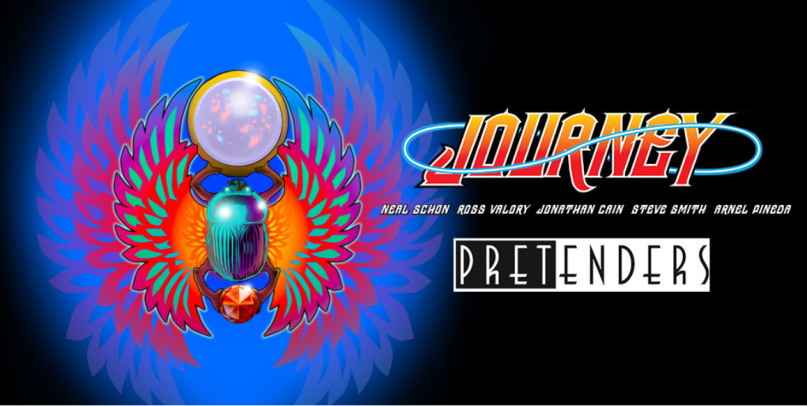 Journey with Pretenders tour