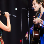 Kacey Musgraves and Harry Styles