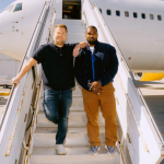 Kanye West The Late Late Show with James Corden Airpool Carpool Karaoke