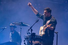 Mumford and Sons at Austin City Limits 2019, photo by Amy Price