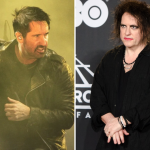 Nine Inch Nails Trent Reznor The Cure Rock and Roll Hall of Fame