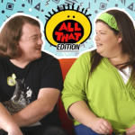Nostalgia Personified All That Edition Danny Tamberelli and Lori Beth Denberg