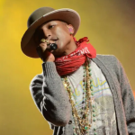 Pharrell Blurred Lines GQ