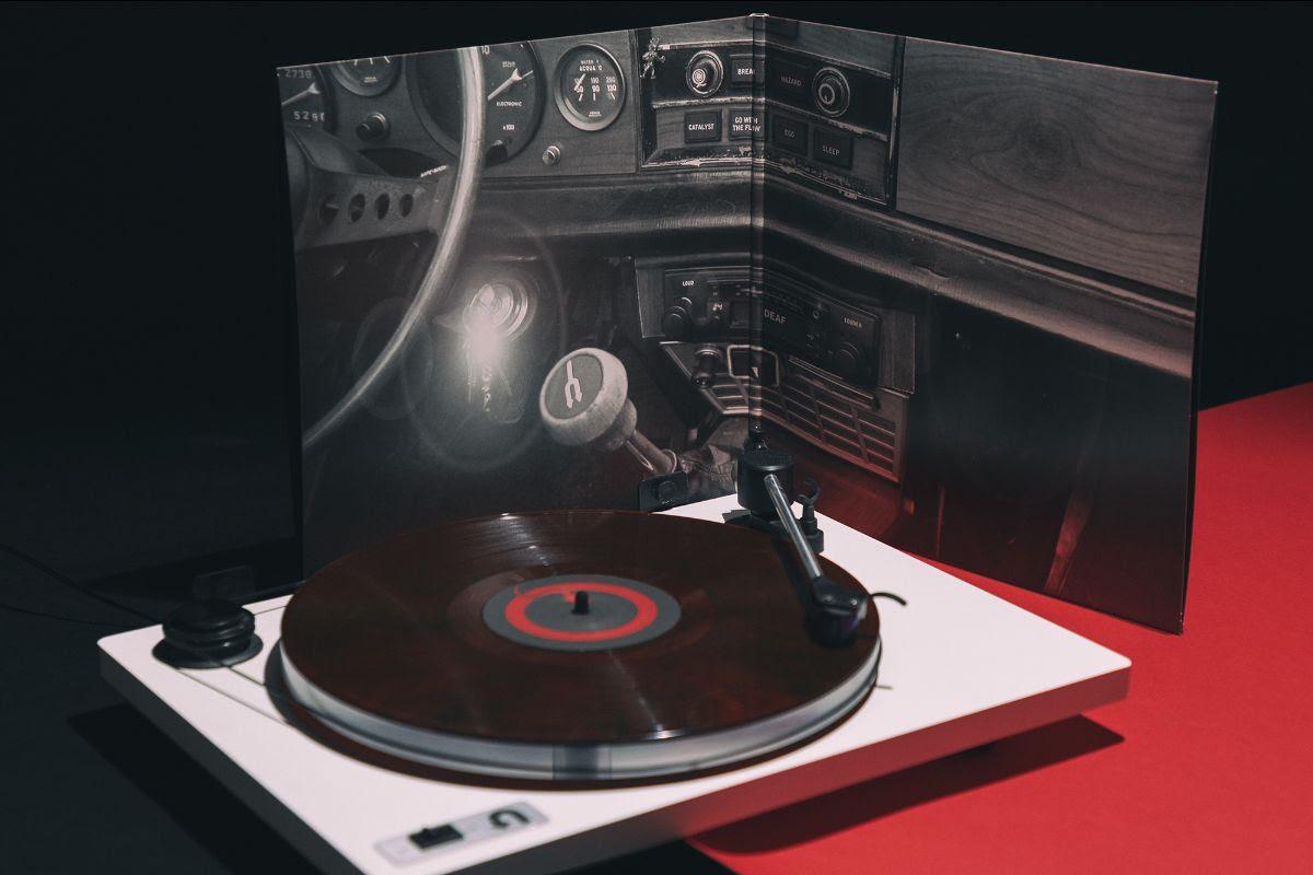 QOTSA Songs For the Deaf vinyl reissue