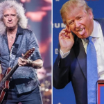 Queen Donald Trump Copyright We Will Rock You