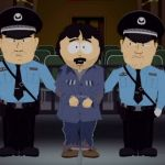 "South Park banned in China ""Band in China"" episode"