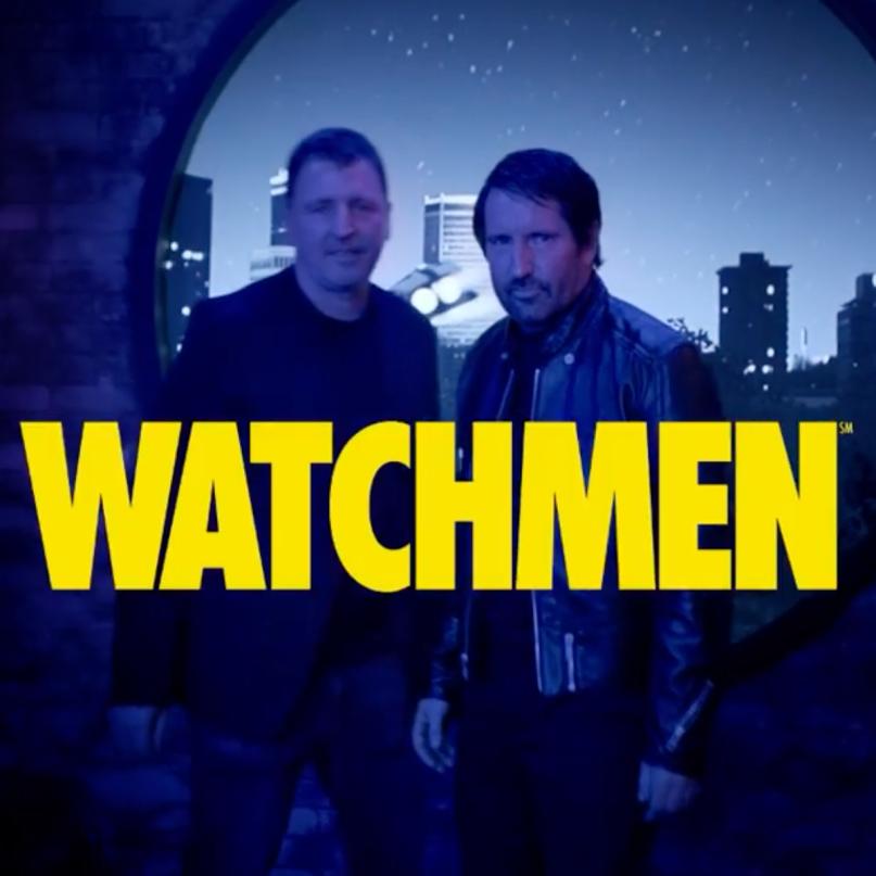 Trent Reznor Atticus Ross Watchmen