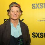Bill Murray slept through press conference