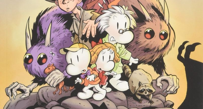 Bone: Quest for the Spark, by Jeff Smith and Tom Sniegoski