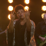 watch brittany howard stay high corden performance video