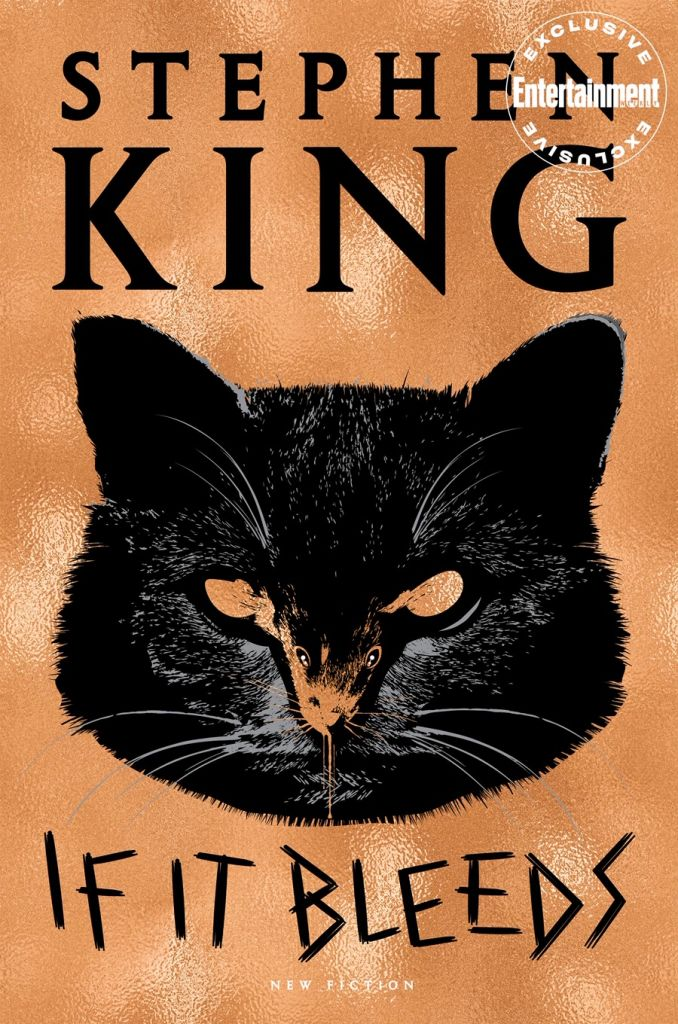Stephen King - If It Bleeds Book Cover