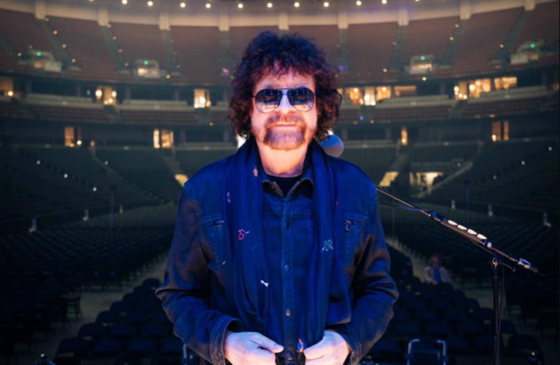 Jeff Lynne From Out of Nowhere New Album Stream