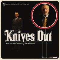Knives Out, Nathan Johnson, Rian Johnson, Mondo, Vinyl, Artwork