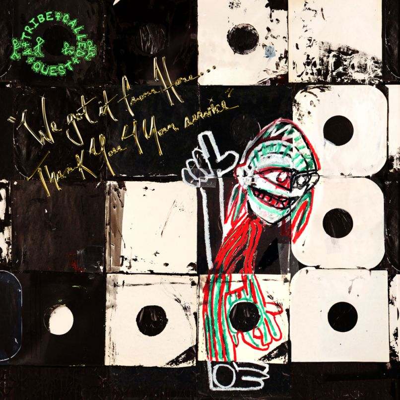 A Tribe Called Quest - We Got It