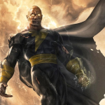 Black Adam Dwayne the Rock Johnson dc release date concept art