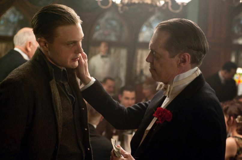HBO, Michael Pitt, Steve Buscemi, Boardwalk Empire
