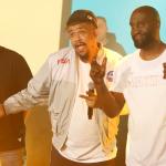 De La Soul with DJ Shadow on Kimmel