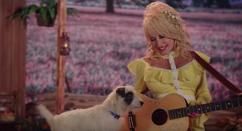 Dolly Parton's Heartstrings Netflix