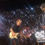 Eddie Vedder and Red Hot Chili Peppers cover Prince Jimi Hendrix Silverlake fundraiser