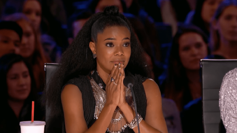 Gabrielle Union America's Got Talent Fired NBC