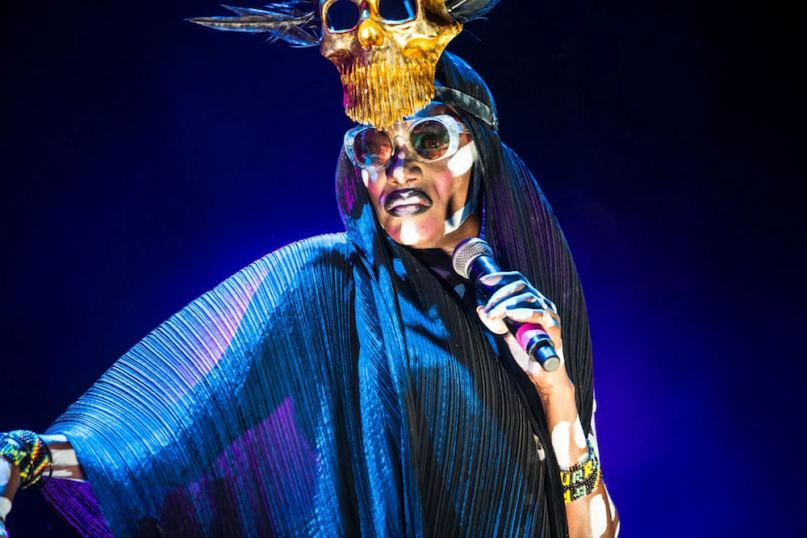 Grace Jones Meltdown Festival 2020 curate