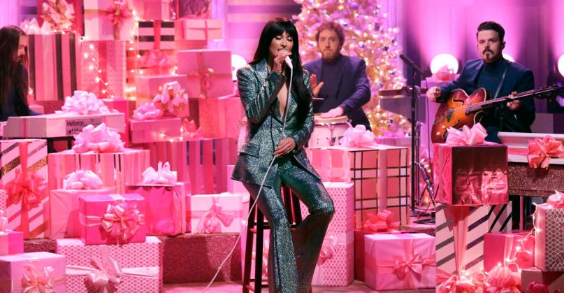 Kacey Musgraves on Fallon