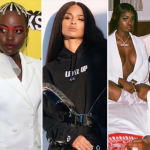 Lupita Nyong'o ciara city girls la la anthony melanin new song stream