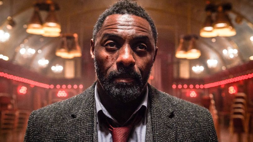 Idris Elba, Luther, Season 1