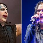 Marilyn Manson to support Ozzy Osbourne