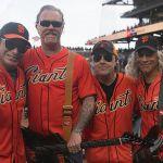 Metallica donate to California wildfire relief