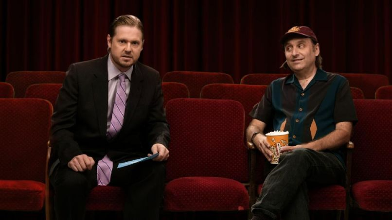 Tim Heidecker, Gregg Turkington, On Cinema at the Cinema