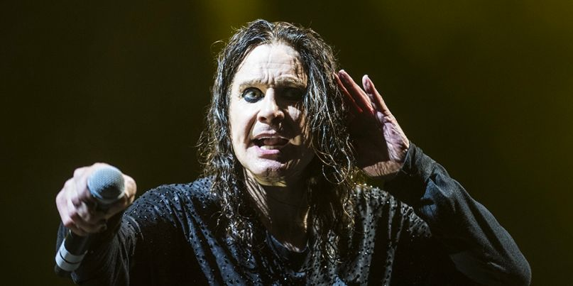 Ozzy Osbourne new song Straight to Hell