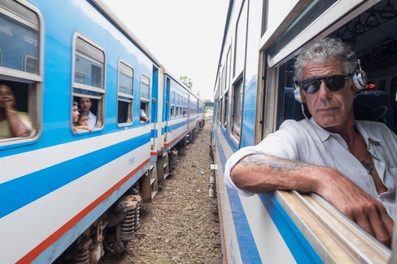 Anthony Bourdain, Parts Unknown, Press Photo