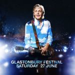 Paul McCartney to play Glastonbury 2020