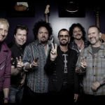 Ringo Starr All Starr Band spring 2020 tour Scott Robert Ritchie