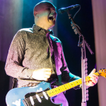 Smashing Pumpkins' Billy Corgan, photo by Philip Cosores setlist tour kick off video sharon van etten Setlist