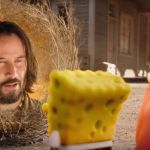 Keanu Reeves in The SpongeBob Movie: Sponge on the Run