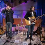 The Black Crowes on KCRW