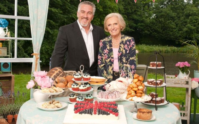 The Great British Bake Off, Cast Photo, Cakes, BBC