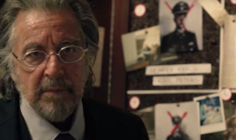 Al Pacino in Hunters (Amazon)