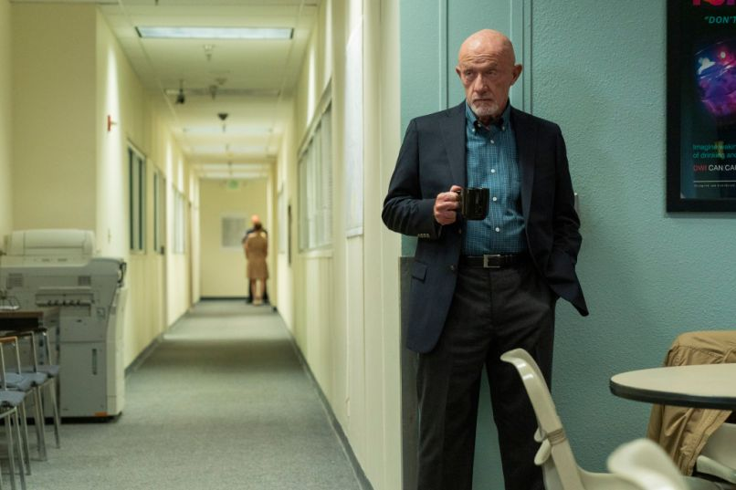 Better Call Saul Season 5, Mike Ehrmantraut, Season 5