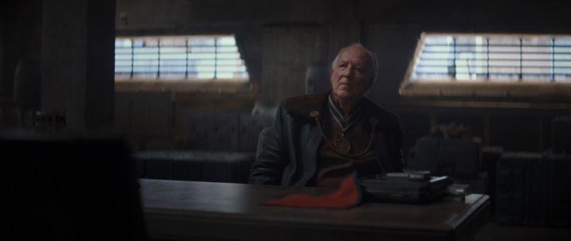 Werner Herzog, The Mandalorian, Star Wars, Disney+